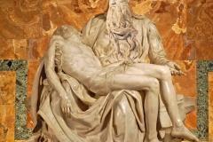 Männliche Pieta