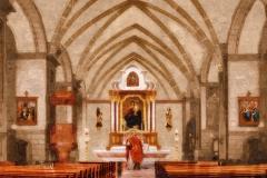 Die barocke Marienkirche