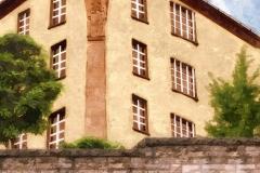 Kaserne Heidenberg