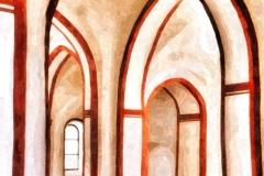 Nikolaikirche Innenraum