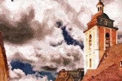 Nikolaikirche und Klubb