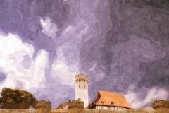 Oberes Schloß vor 1500