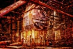 Stillgelegte Anlage Hüttenwerk