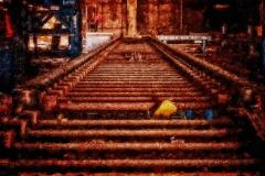 Stahltransportband